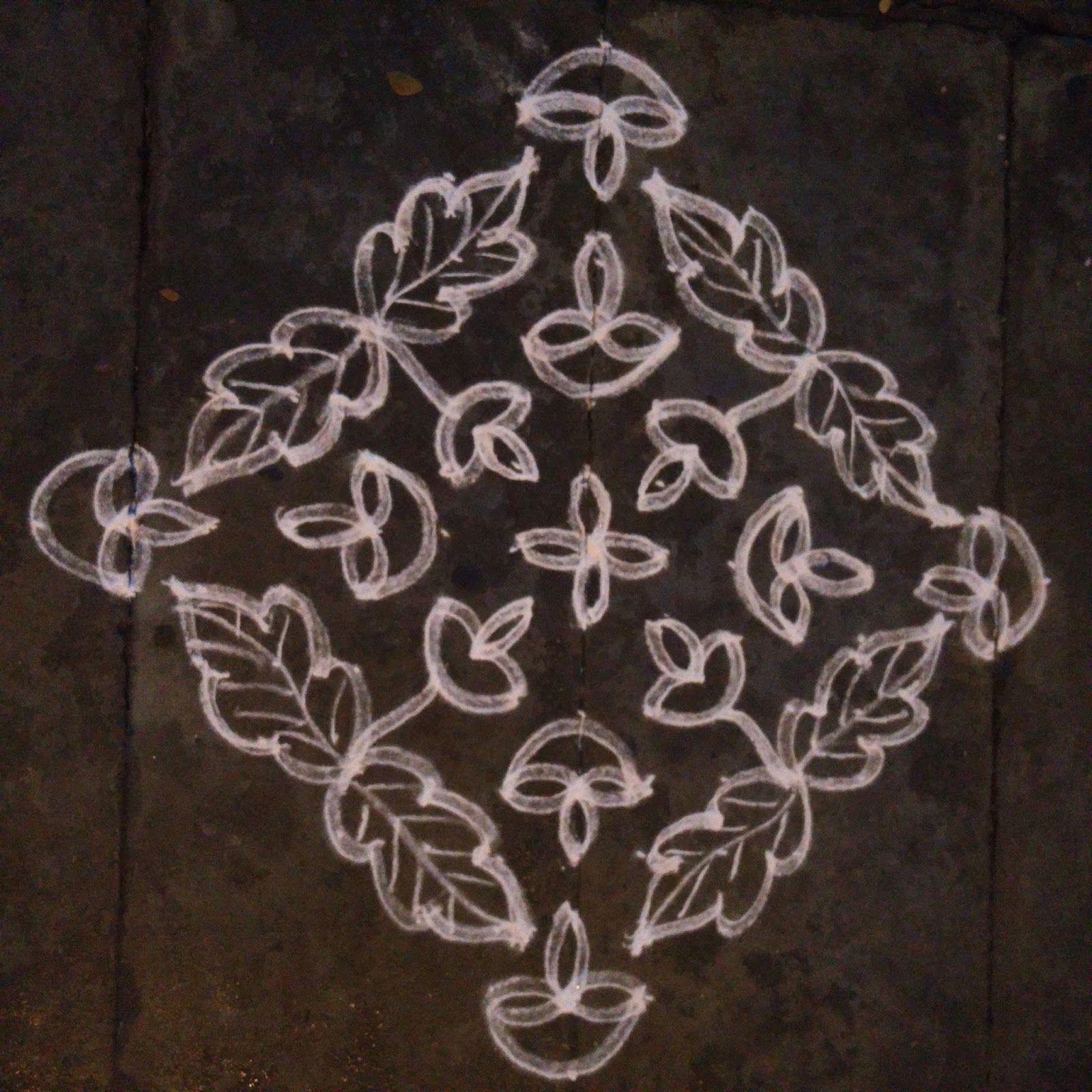 Pin by Saranya V.S on Rangoli New rangoli designs, Kolam