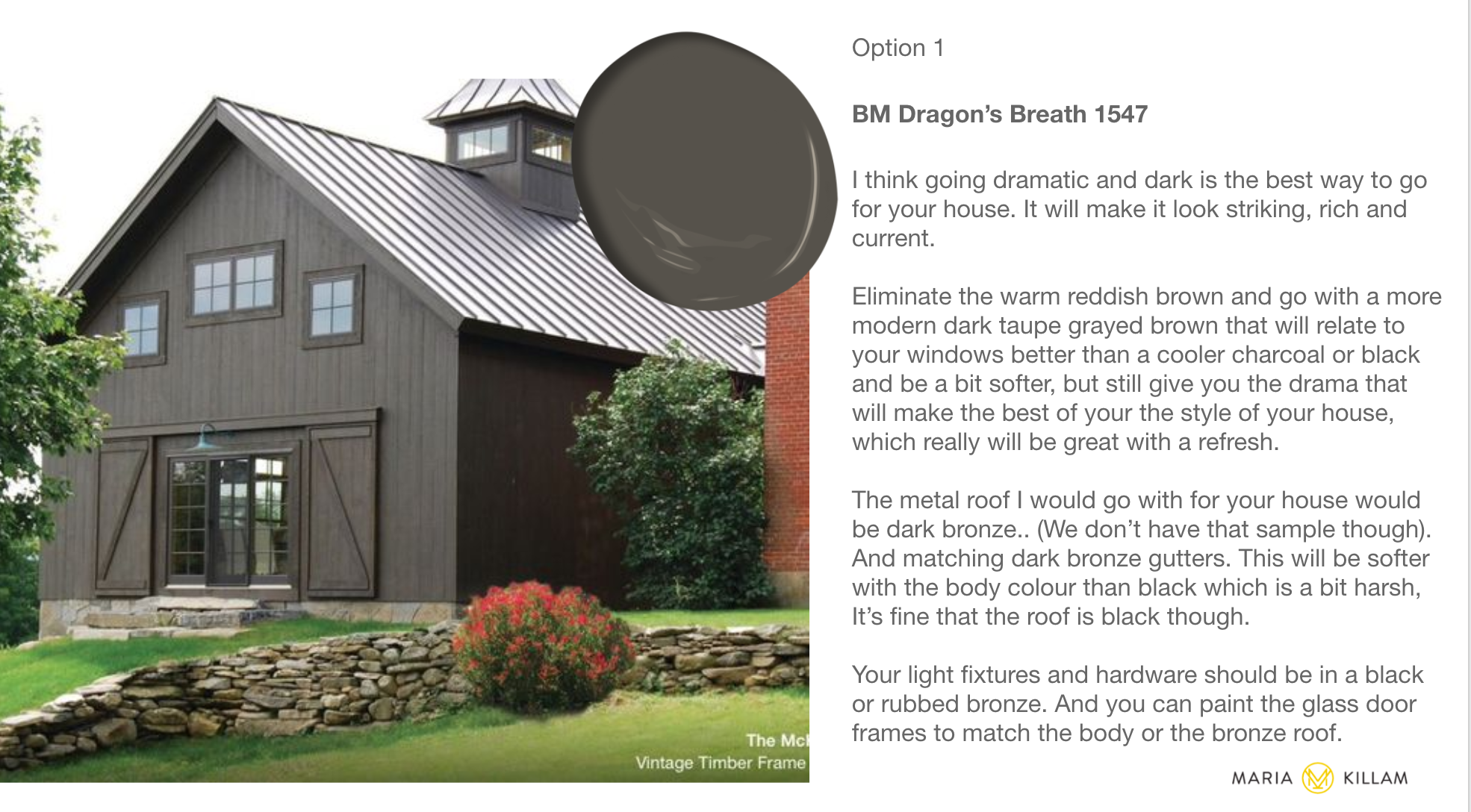 A Nature Inspired Modernist Exterior Before After In 2020 Exterior Makeover Exterior Outdoor Paint