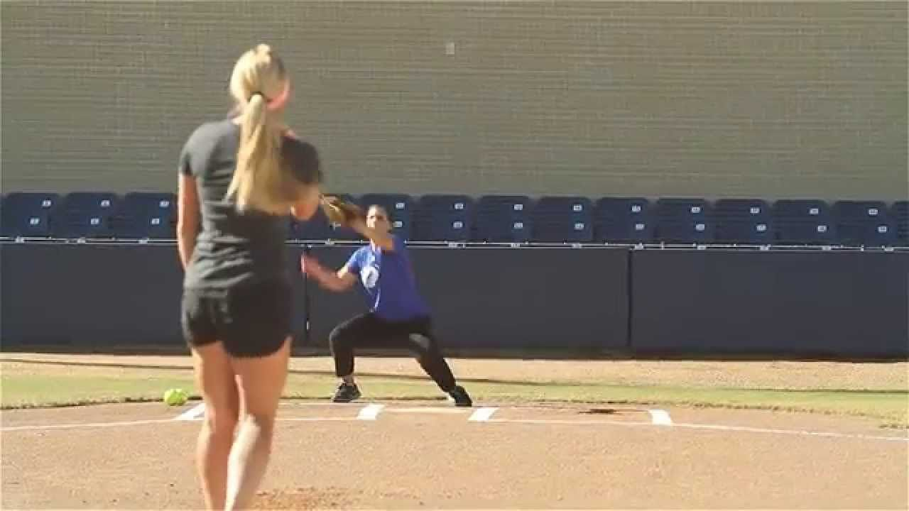 Softball Pitching Drills: Accuracy and Change-up