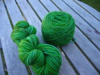 How to dye semi-solid yarn with food colouring | YARN | Pinterest ...