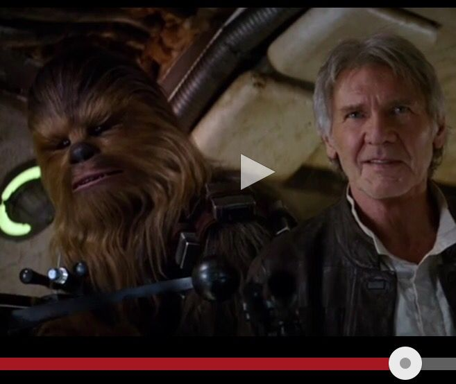 """""""Chewie, we're home.""""  Love this! Make sure you put on a decent pair of headphones for this, the audio is excellent: http://youtu.be/ngElkyQ6Rhs"""