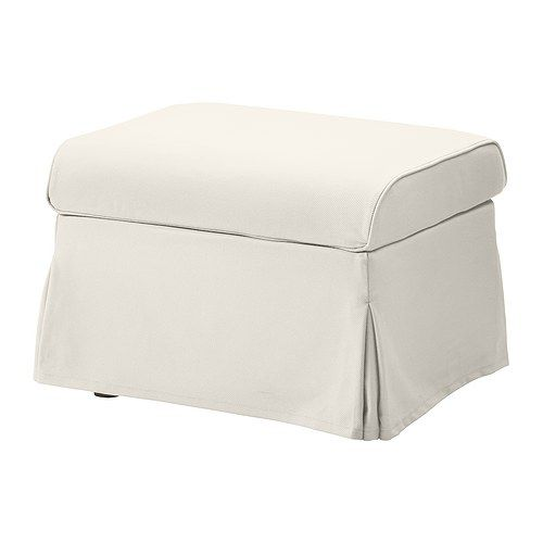 From Ikea Footstool To Custom Made Storage Ottoman Ikea Footstool Storage Ottoman Ikea