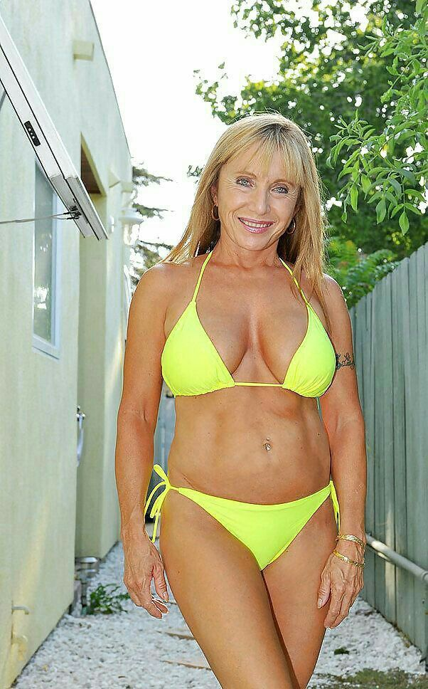 mature ladies in swimsuits