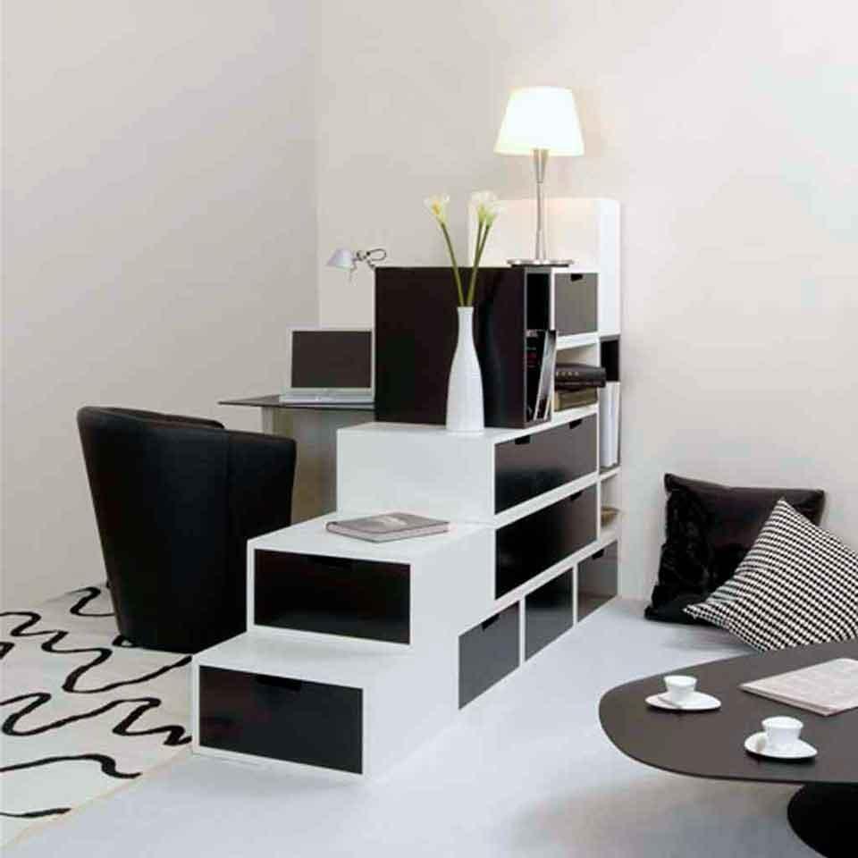 Muebles Funcionales Decoraciones Y Estilo Pinterest Casas  # Muebles Funcionales