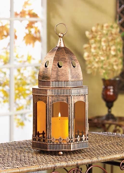 Arabic centerpiece
