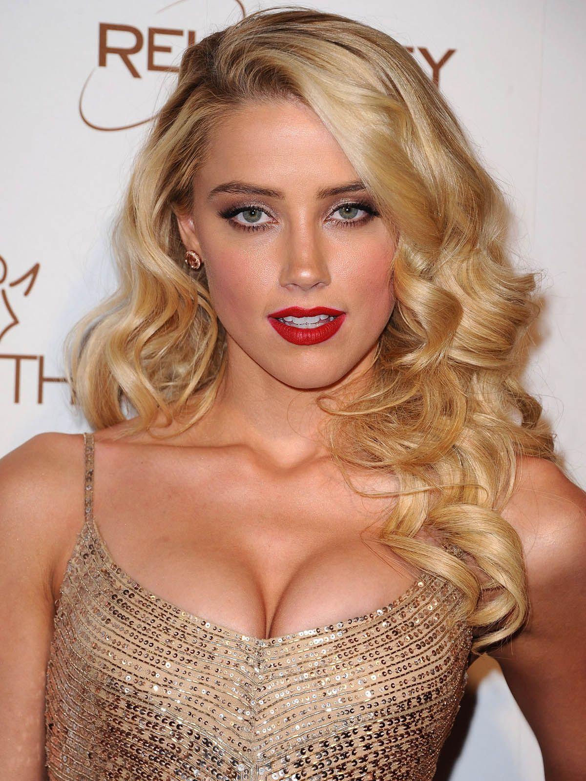 Celebrity Amber Heard