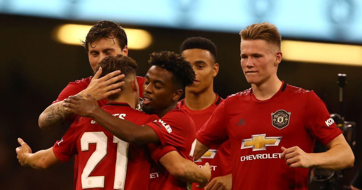 How Manchester United Player Daniel James Surprised Ole Gunnar Solskjaer Vs Ac Milanmanchester Ole Gunnar Solskjaer Manchester United Players Manchester United