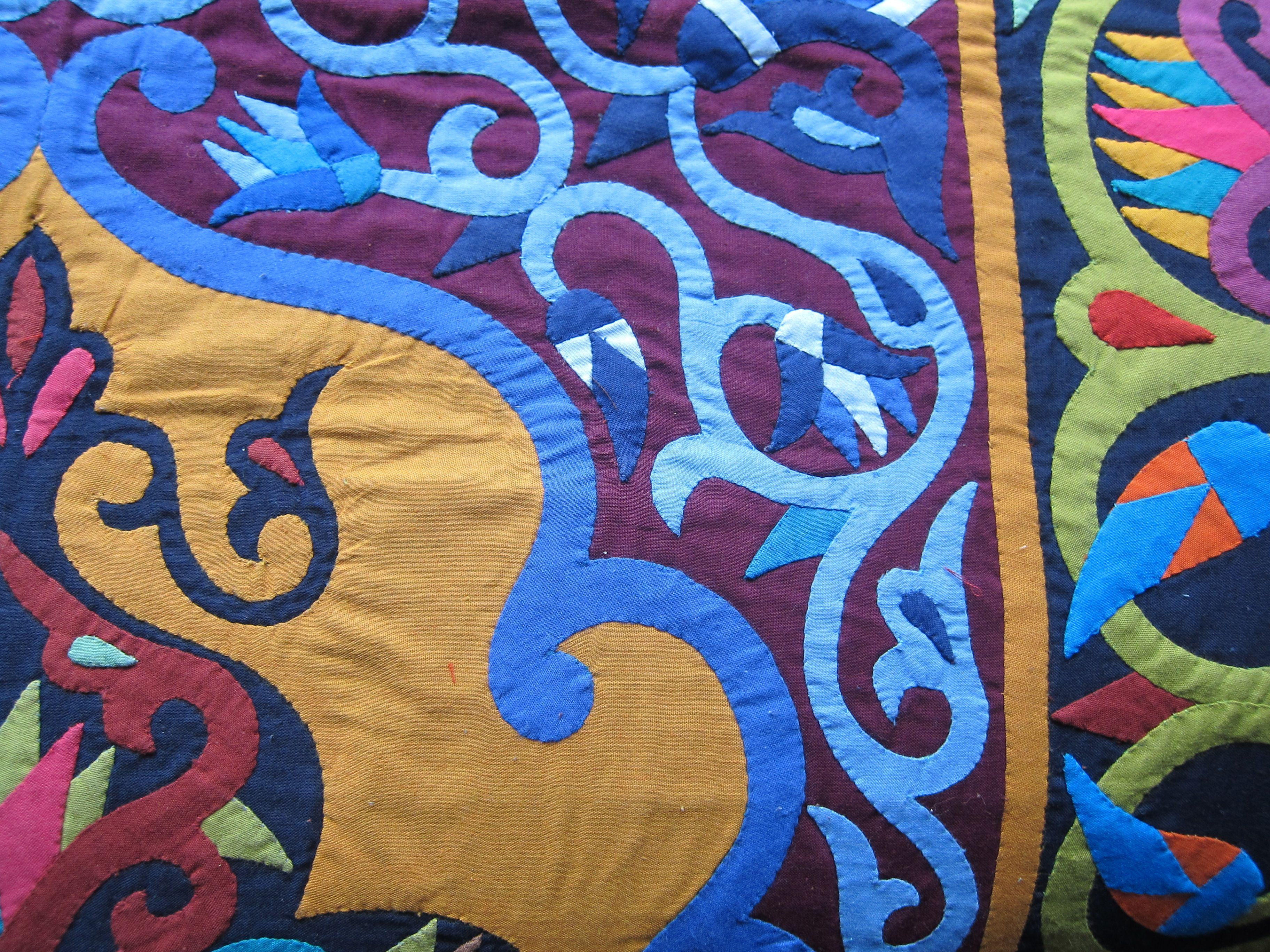 Tentmakers Of Cairo Tutorials Quilts Textile Art En Art