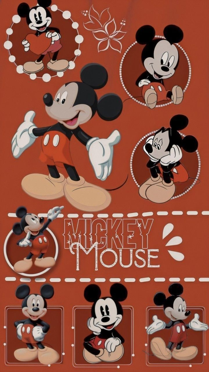 Edits Wallpaper Png Mickey Mouse