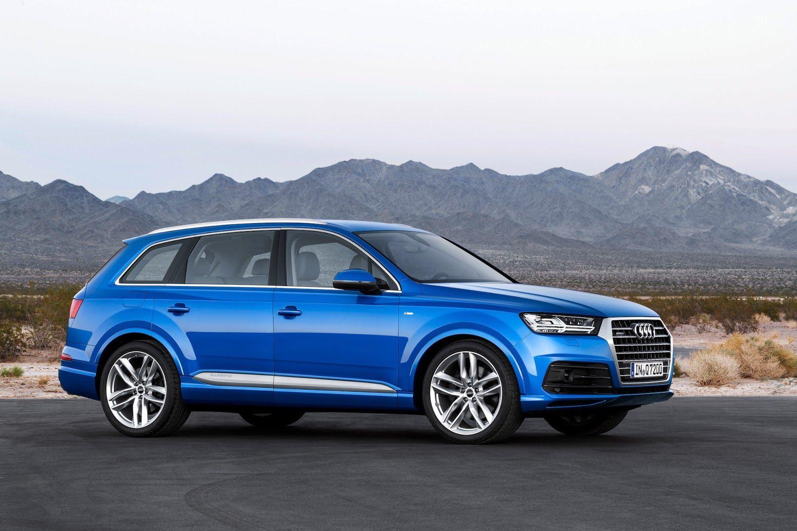 New Second Generation Audi Q7 | Audi | Audi cars, Audi q7