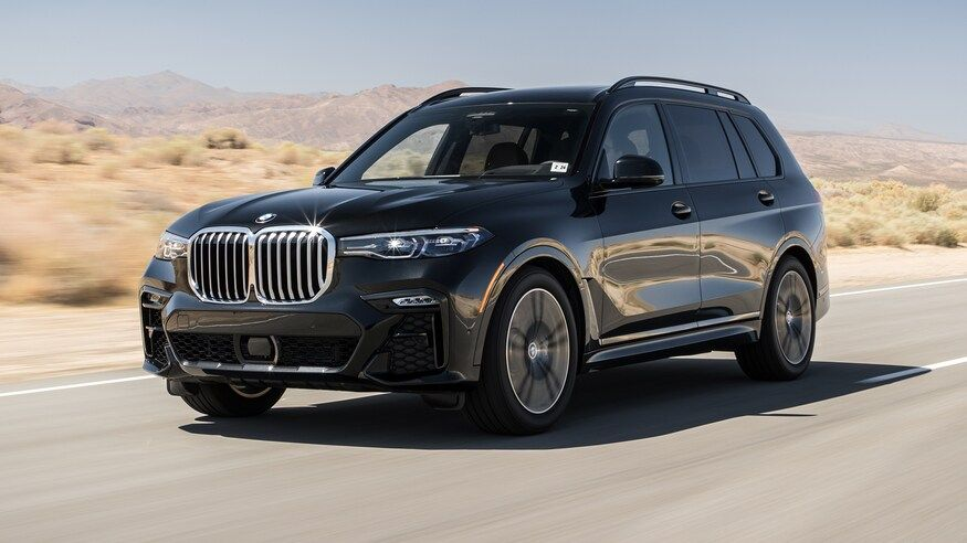 Review What To Know About The 2019 Bmw X7 Luxury Suv Bmw X7 Bmw Suv Luxury Suv