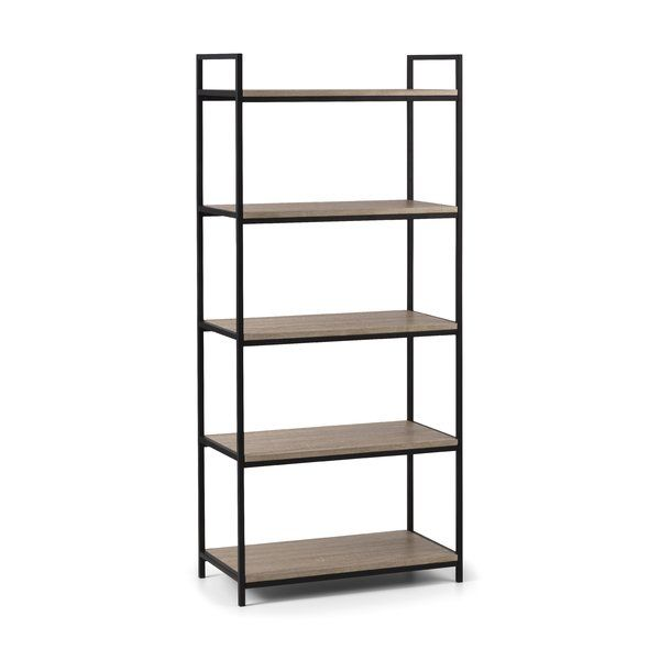 Harkness Bookcase In 2020 Plastic Shelves Bookcase Ladder Bookcase