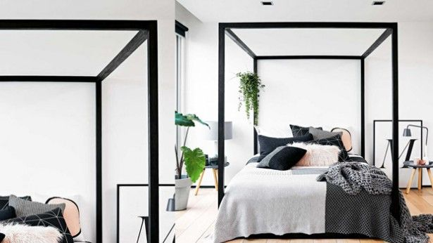 Ikea hack een modern hemelbed studio bedrooms
