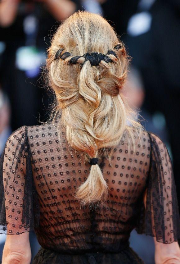 Seis estilos de peinados de novia para un 'look' minimalista