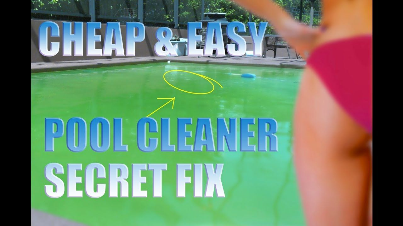 Zodiac Mx8 Getting Stuck Easy Fix Do This Today Zodiac Pool Pool Cleaning Swimming Pool Maintenance