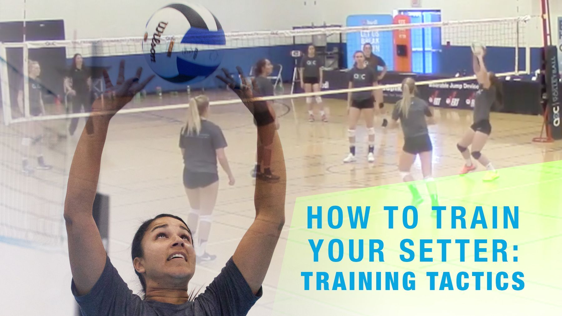 How To Train Your Setter Training Tactics Coaching Volleyball Volleyball Drills Volleyball
