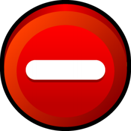 Delete Exit Button Cancel Close Terminate Quit Error Insert Login Buttons Cancelled Quites