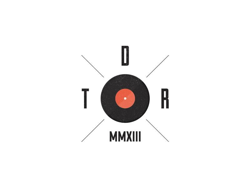 Online record store logo | Logo • Identity | Shop logo