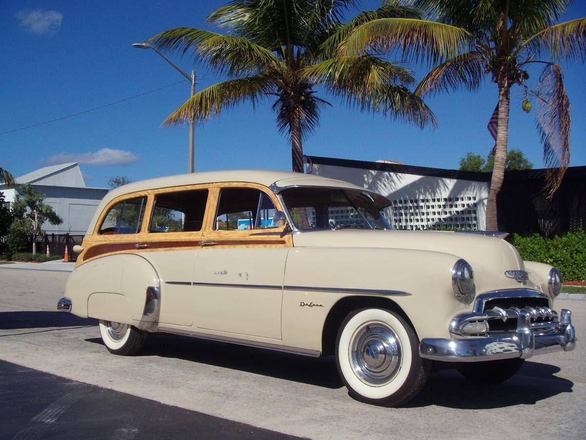 1952 Chevrolet Deluxe Tin Woody Wagon for sale | Hemmings Motor News | Woody  wagon, Chevrolet, Vintage cars 1950s