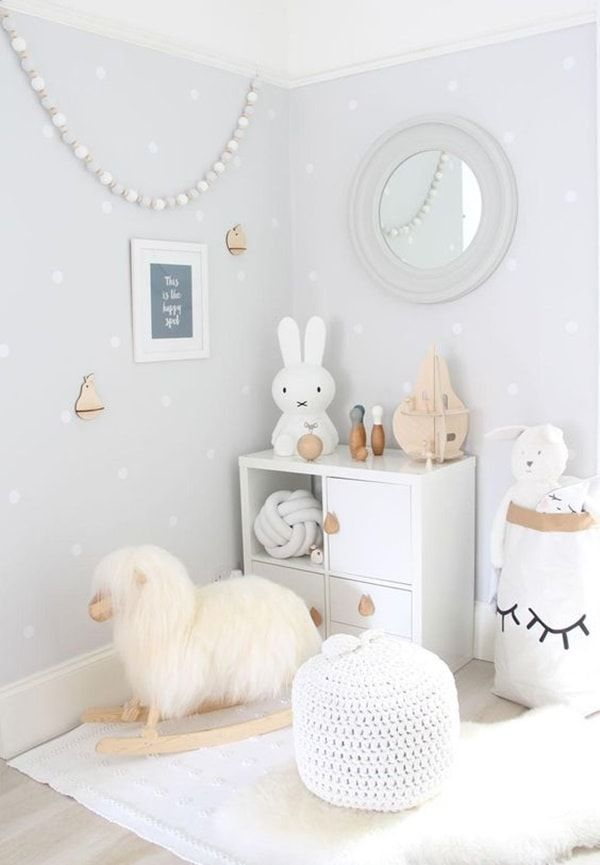 Dormitorios de beb s reci n nacidos muebles para beb s for Decoracion sencilla habitacion nina