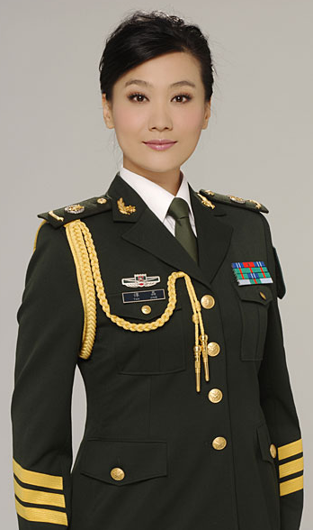 Chinese Military Women Images Posted By Megusta At 00 00