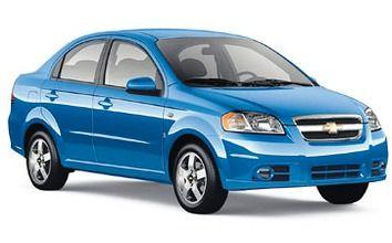 Chevrolet Aveo 1 6 Lt Sedan