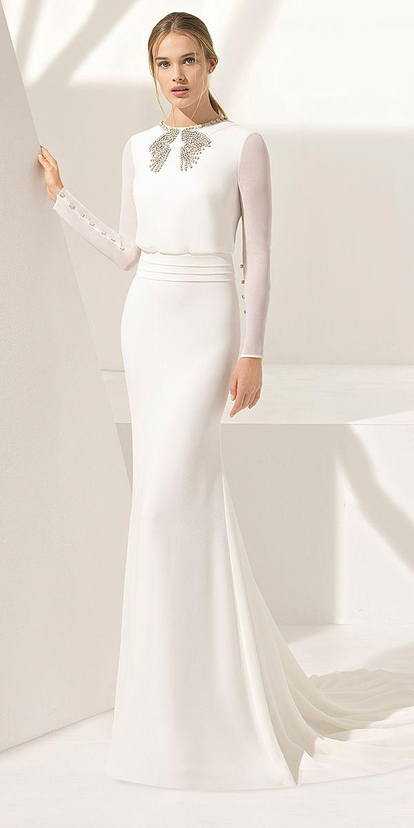 Rosa Clara Wedding Dresses 2018 For Romantic Bride – Dress