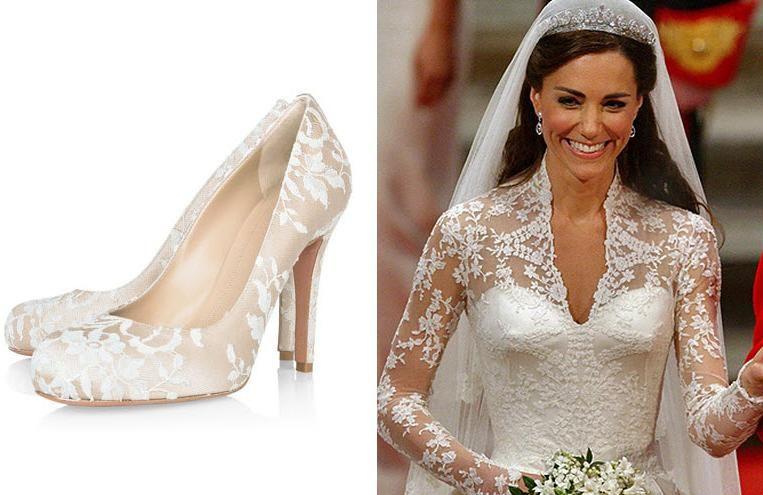 Scarpe Sposa Kate Middleton.Image Detail For Kate Middleton Wedding Shoes Prom Dress