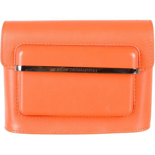 Mary Katrantzou Pre-owned - Leather crossbody bag oLvFFo1GH