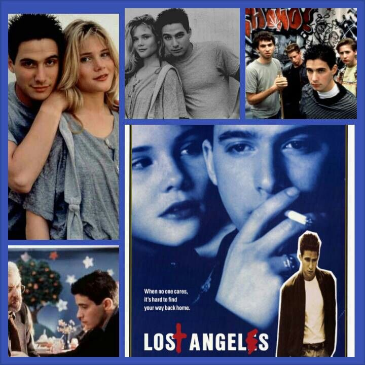 ADAM HOROVITZ STARS IN LOST ANGELS MOVIE  :-)