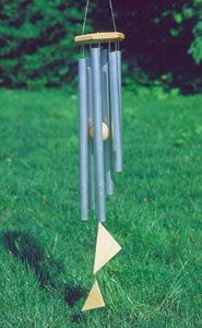 Wind chimes Kit for Children to Promote Your by KidsWoodGames