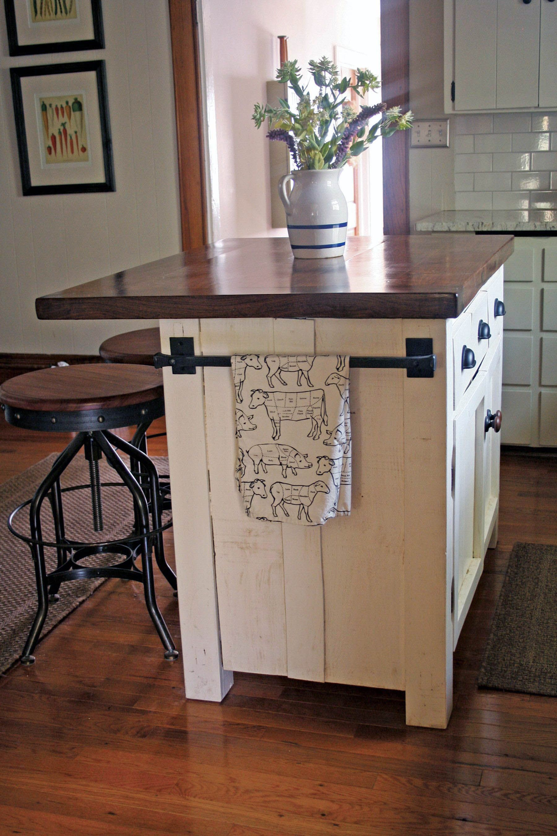 Portable Kitchen Islands Rolling Movable Designs With Images