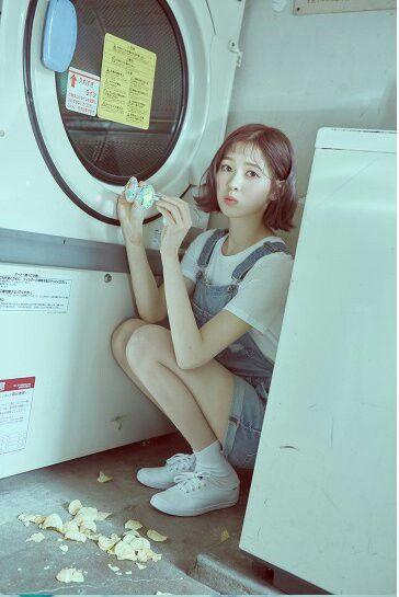 "[DIA] Baek Yebin Individual Concept Photo 2 Album ""YOLO"""