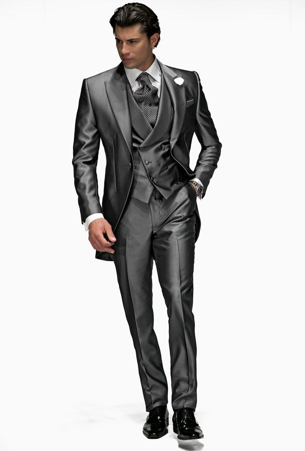 Italian wedding suits, model: G20-(367)   Yes Sir...The Suit ...