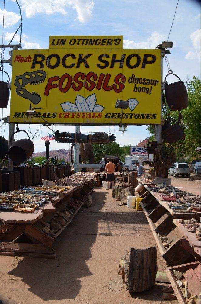 Moab Rock Shop