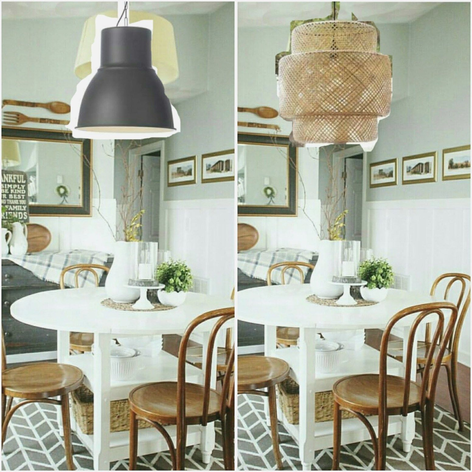 Dining Room Lighting Ikea Rustic Full Size Of Hektar