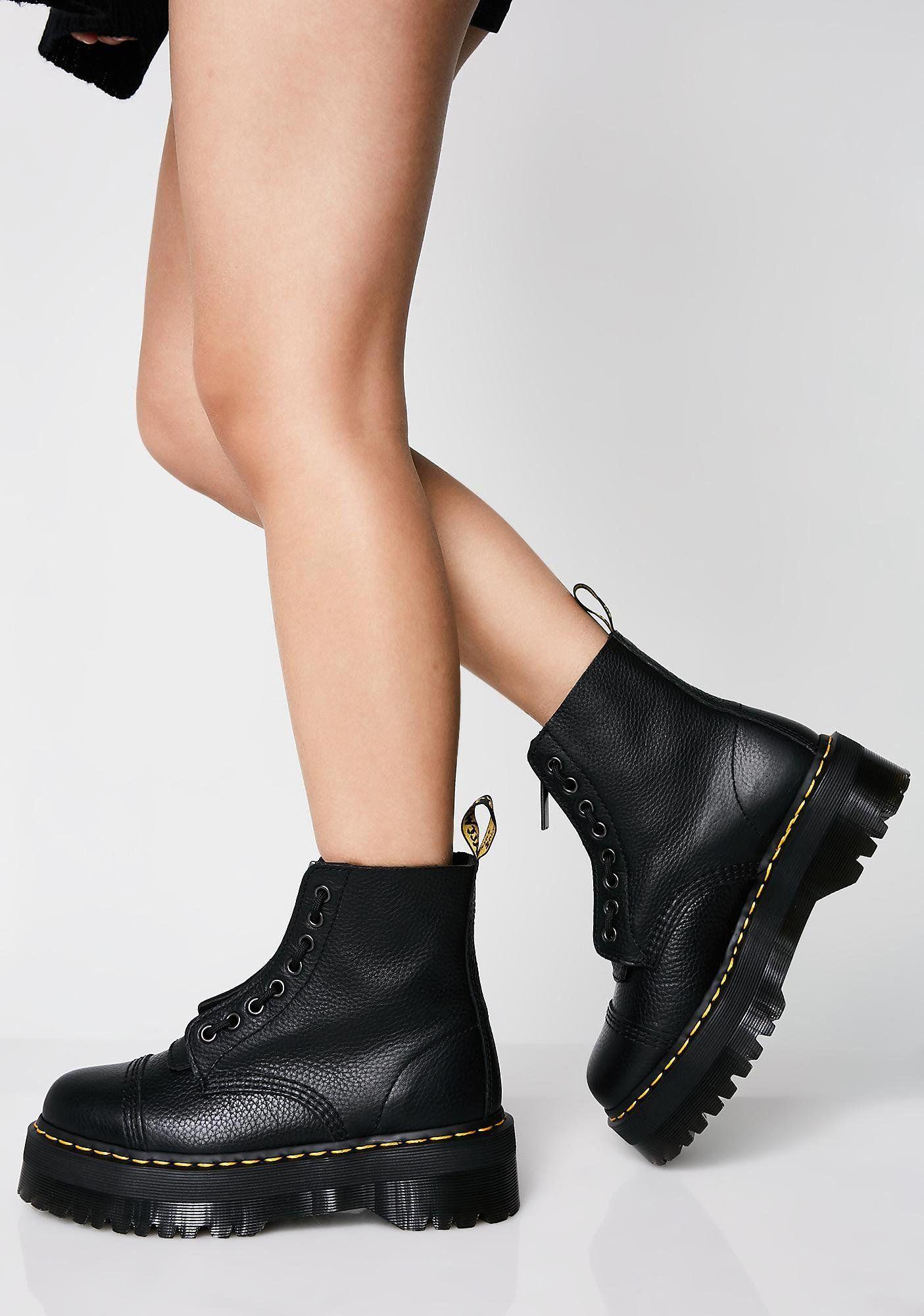 Dr. Martens Sinclair Jungle Boot | Boots, Jungle boots, Dr