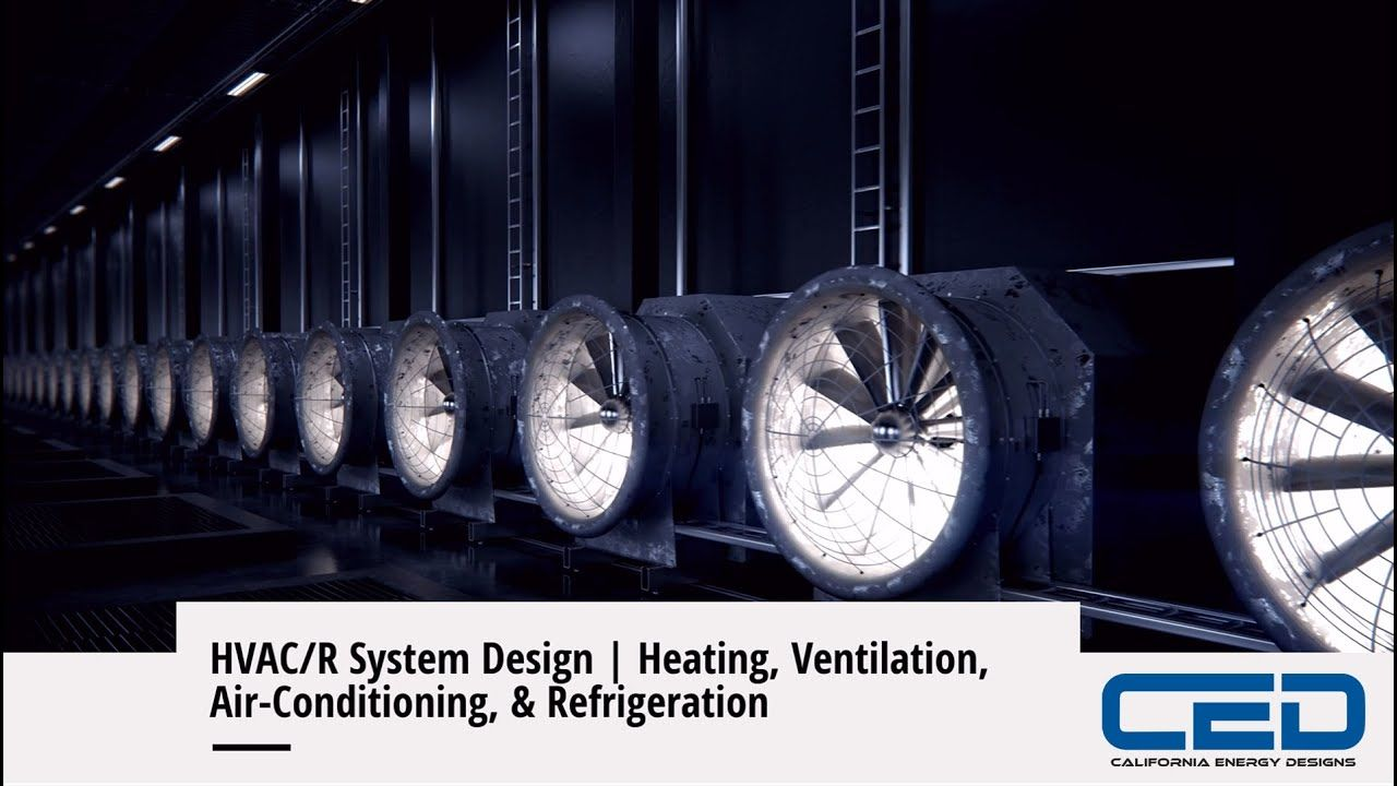 California Energy Designs Provides Consulting Engineering Services For The Design Of Innovative Hvac Plum Engineering Consulting Hvac Design Engineering Firms