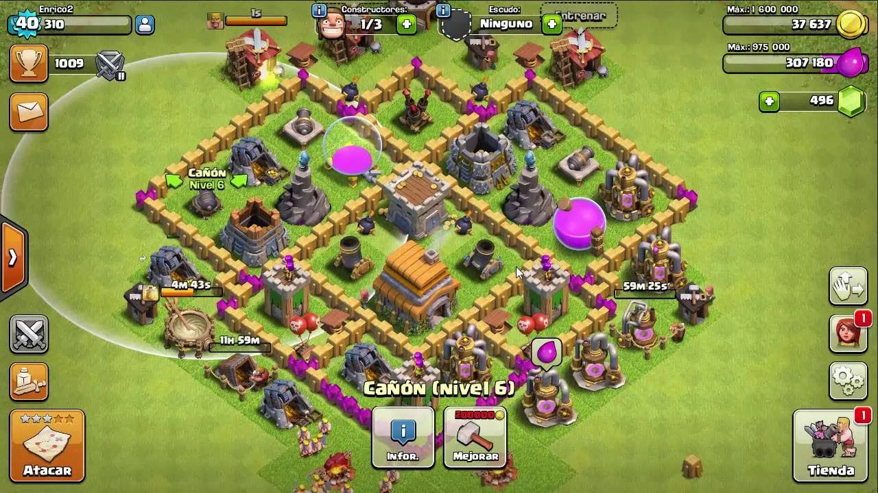 CLASH OF CLANS 27 NUEVA CONFIGURACION CLASH OF CLANS