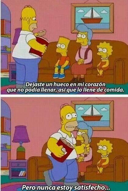 Simpson Memes De Los Simpson Simpsons Divertidos Frases De Los Simpsons