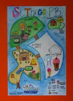 End of the Year Activities: Create A Country Project {Geography ...