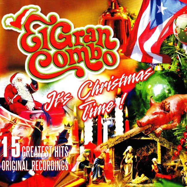 Colección José Arteaga Christmas music, Latin music