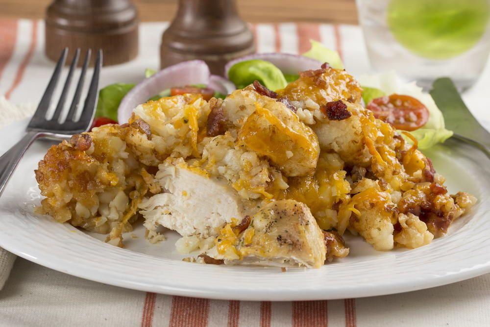 Chicken Ranch Casserole Recipe Recipes Pinterest