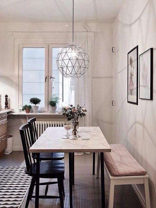 Sitzbank Kuche Esszimmer Dekor Ideen Speisezimmereinrichtung Modernes Esszimmer