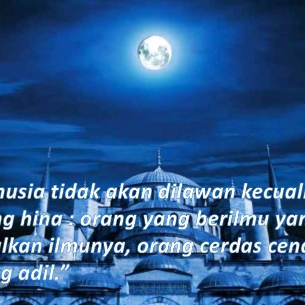 Cinta Kata Motivasi Kehidupan Islami Kata Mutiara Islam Motivasi