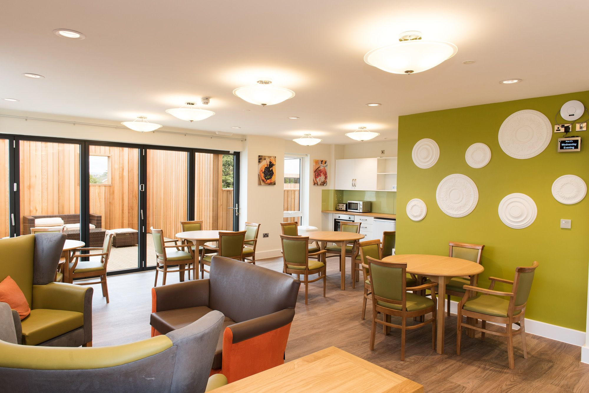 Crave Id Fairways Scandinavian Inspired Dementia Care Centre Home Interior Dementia Care
