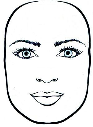 Square face shape | Face shapes, Heart face shape, Oblong ...