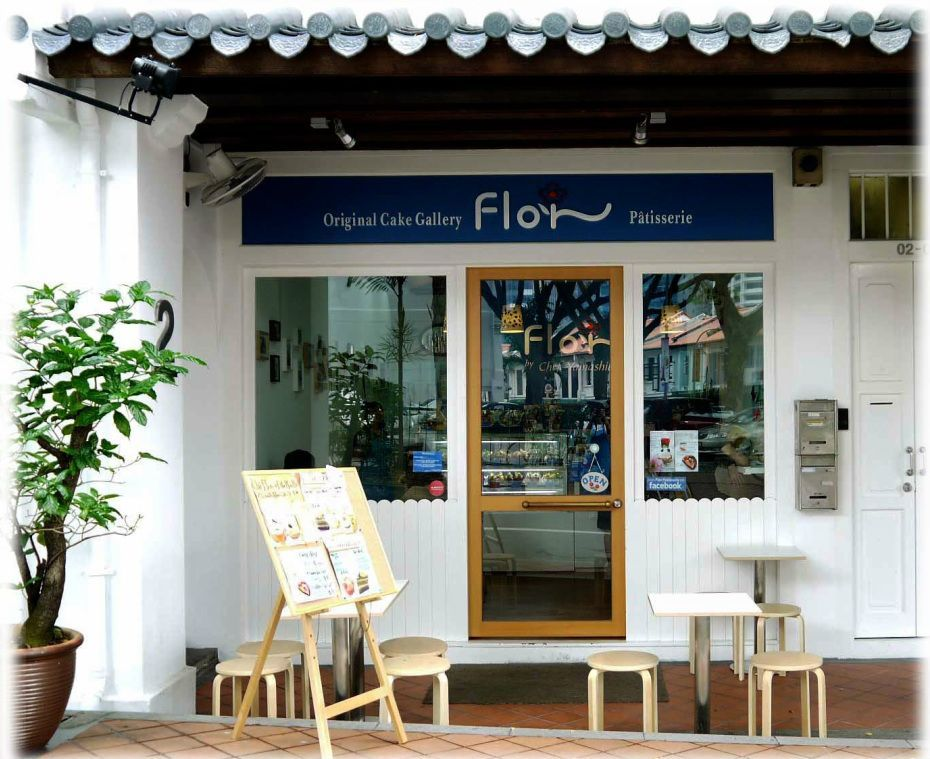 Patisserie    Flor Patisserie is a new Japanese Patisserie in Singapore, by Chef Yamashita, who left the popular Patisserie Glace to open his own dessert place at Duxton Hill. It is, without a doubt, one of my favourite patisseries in Singapore. The Strawberry Souffle is a must-try!    2 Duxton Hill Singapore  Tel: +65 622...