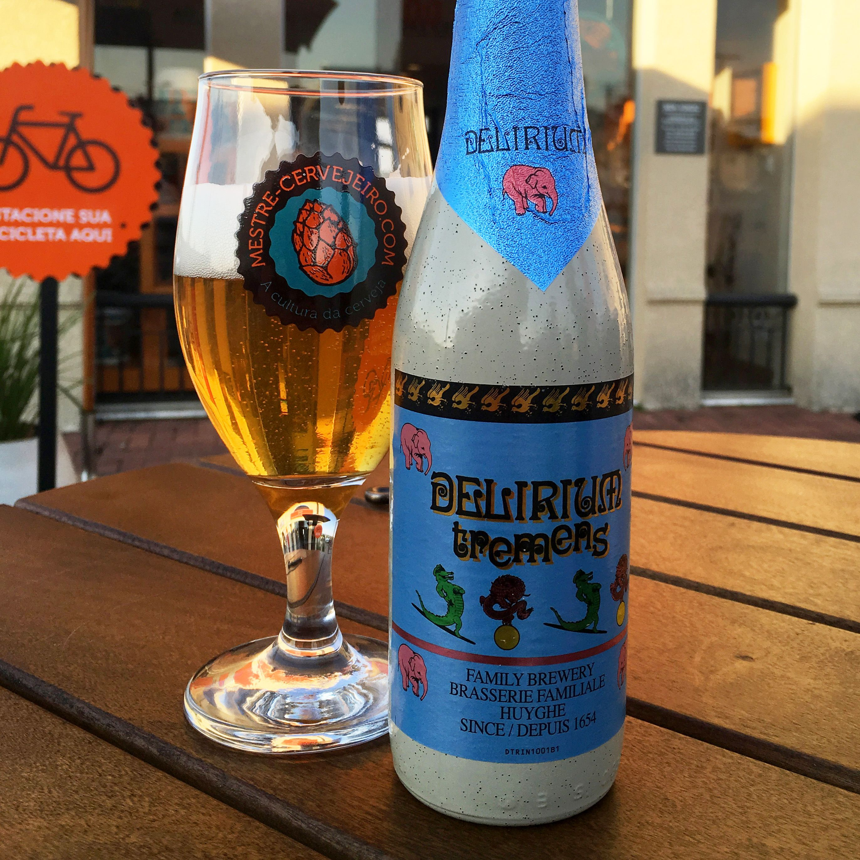 Delirium Tremens #cerveja #beer