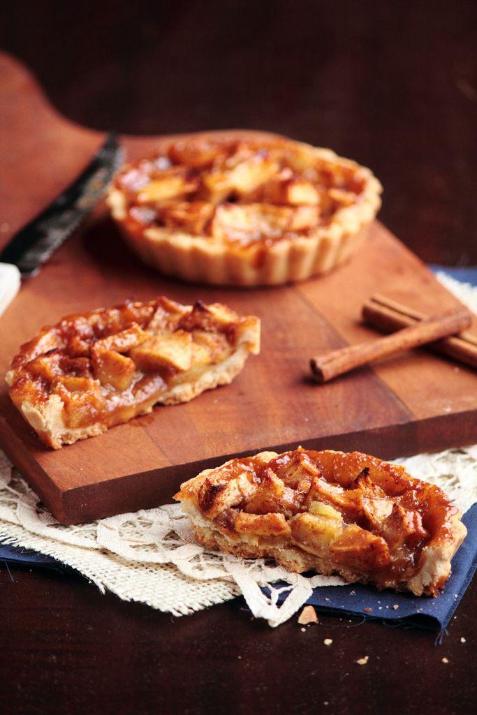 Pastry Affair | Caramel Apple Tart